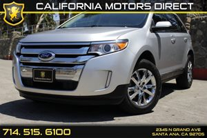 2013 Ford Edge SEL Carfax 1-Owner Audio  Auxiliary Audio Input Convenience  Automatic Headligh