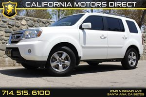 2011 Honda Pilot EX-L Carfax 1-Owner Air Conditioning  Multi-Zone AC Audio  Auxiliary Audio I