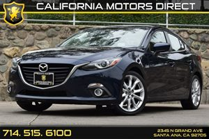 2015 Mazda Mazda3 s Grand Touring Carfax Report Audio  Auxiliary Audio Input Audio  Premium So