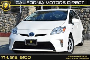 2014 Toyota Prius One Carfax Report - No AccidentsDamage Reported Audio  Auxiliary Audio Input
