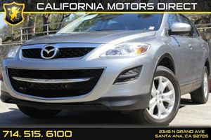 2011 Mazda CX-9 Touring Carfax Report Air Conditioning  AC Audio  Auxiliary Audio Input Conv