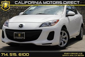 2013 Mazda Mazda3 i SV Carfax Report Air Conditioning  AC Audio  Auxiliary Audio Input Cargo