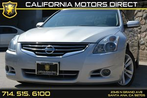2012 Nissan Altima 35 SR Carfax Report - No AccidentsDamage Reported Audio  Auxiliary Audio In