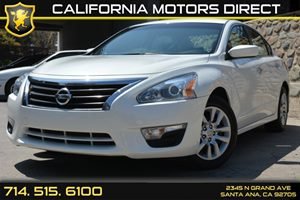 2014 Nissan Altima 25 S Carfax Report - No AccidentsDamage Reported Analog Display Audio  Aux