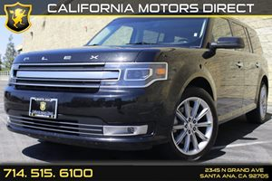 2015 Ford Flex Limited Carfax 1-Owner Air Conditioning  AC Audio  Auxiliary Audio Input Audi