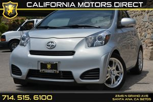 2014 Scion iQ  Carfax Report - No AccidentsDamage Reported Audio  Auxiliary Audio Input Conven