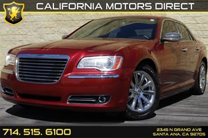 2013 Chrysler 300 300C Carfax Report Audio  Auxiliary Audio Input Convenience  Back-Up Camera