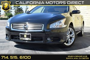 2013 Nissan Maxima 35 SV Carfax 1-Owner - No AccidentsDamage Reported Convenience  Cruise Cont