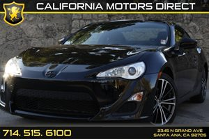 2015 Scion FR-S  Carfax 1-Owner - No AccidentsDamage Reported Audio  Auxiliary Audio Input Con