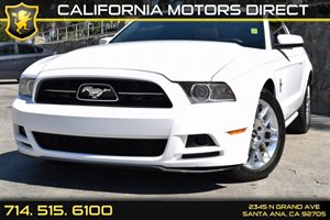 2013 Ford Mustang V6 Carfax 1-Owner Audio  Auxiliary Audio Input Convenience  Hid Headlights