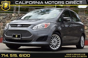 2013 Ford C-Max Hybrid SE Carfax Report - No AccidentsDamage Reported Audio  Auxiliary Audio In