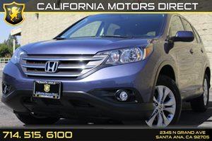 2014 Honda CR-V EX Carfax Report - No AccidentsDamage Reported Air Conditioning  AC Audio  A