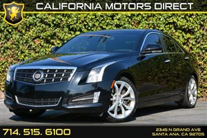 2013 Cadillac ATS Performance Carfax Report - No AccidentsDamage Reported Air Conditioning  AC