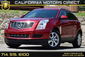 2015 Cadillac SRX Luxury Collection Carfax Report 6 Cylinders Audio  Auxiliary Audio Input Aud