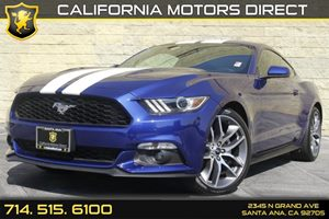 2015 Ford Mustang EcoBoost Carfax 1-Owner - No AccidentsDamage Reported Air Conditioning  AC