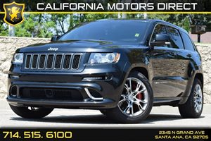 2012 Jeep Grand Cherokee SRT8 Carfax 1-Owner - No AccidentsDamage Reported Audio  Auxiliary Aud