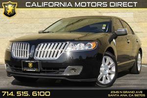 2011 Lincoln MKZ Hybrid Carfax Report - No AccidentsDamage Reported Audio  Auxiliary Audio Inpu