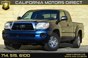 2007 Toyota Tacoma  Carfax Report Air Conditioning  AC Convenience  Adjustable Steering Wheel