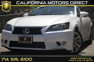 2014 Lexus GS 350  Carfax Report - No AccidentsDamage Reported Analog Display Audio  Auxiliary