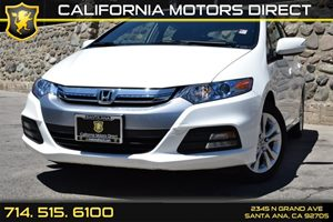 2013 Honda Insight EX Carfax Report - No AccidentsDamage Reported Audio  Auxiliary Audio Input