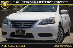 2015 Nissan Sentra SV Carfax Report - No AccidentsDamage Reported Audio  Auxiliary Audio Input