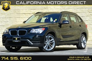 2013 BMW X1 xDrive28i Carfax 1-Owner Audio  Auxiliary Audio Input Convenience  Cruise Control