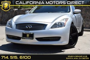 2010 Infiniti G37 Coupe Journey Carfax Report  Liquid Platinum See our entire inventory at www
