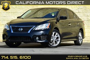 2013 Nissan Sentra SR Carfax 1-Owner - No AccidentsDamage Reported Audio  Auxiliary Audio Input