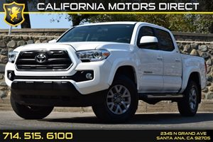 2016 Toyota Tacoma SR Carfax 1-Owner Air Conditioning  AC Audio  Auxiliary Audio Input Conve