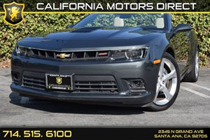 2014 Chevrolet Camaro SS Carfax Report - No AccidentsDamage Reported Audio  Auxiliary Audio Inp