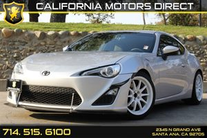 2014 Scion FR-S  Carfax Report - No AccidentsDamage Reported 6-Way Driver Seat Audio  Auxiliar