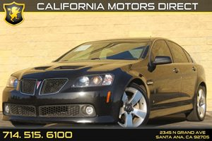 2009 Pontiac G8 GT Carfax 1-Owner - No AccidentsDamage Reported Audio  Auxiliary Audio Input A