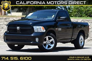 2015 Ram 1500 Express Carfax 1-Owner Audio  Auxiliary Audio Input Clearcoat Paint Convenience