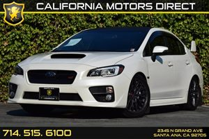2015 Subaru WRX STI  Carfax Report - No AccidentsDamage Reported Analog Display Audio  Auxilia