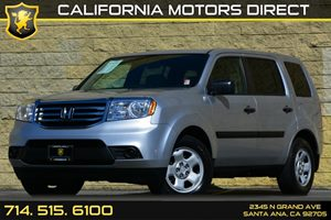 2014 Honda Pilot LX Carfax Report - No AccidentsDamage Reported Audio  Auxiliary Audio Input C