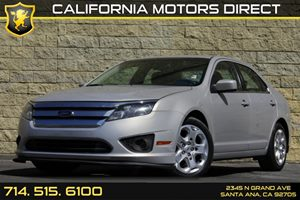 2010 Ford Fusion SE Carfax Report - No AccidentsDamage Reported Convenience  Cruise Control Co