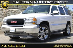 2005 GMC Yukon SLT Carfax Report - No AccidentsDamage Reported Convenience  Automatic Headlight