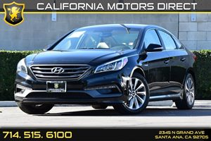 2015 Hyundai Sonata 24L Sport Carfax 1-Owner - No AccidentsDamage Reported Audio  Auxiliary Au