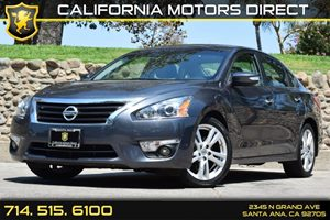 2013 Nissan Altima 35 SV Carfax 1-Owner Air Conditioning  AC Audio  Auxiliary Audio Input C