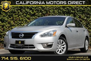 2014 Nissan Altima 25 S Carfax Report - No AccidentsDamage Reported Air Conditioning  AC Aud