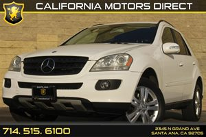 2006 MERCEDES ML350 SUV Carfax Report - No AccidentsDamage Reported Audio  Auxiliary Audio Inpu