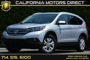 2014 Honda CR-V EX-L Carfax Report - No AccidentsDamage Reported Audio  Auxiliary Audio Input