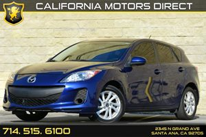 2013 Mazda Mazda3 i Touring Carfax Report - No AccidentsDamage Reported Air Conditioning  AC