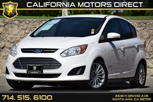 2013 Ford C-Max Hybrid SE Carfax 1-Owner Air Conditioning  AC Convenience  Adjustable Steerin