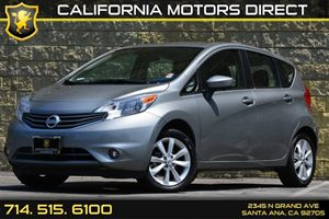2015 Nissan Versa Note SL Carfax Report - No AccidentsDamage Reported Audio  Auxiliary Audio In