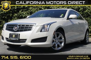2013 Cadillac ATS Luxury Carfax Report Audio  Auxiliary Audio Input Audio  Premium Sound Syste