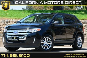 2013 Ford Edge Limited Carfax Report - No AccidentsDamage Reported Air Conditioning  AC Air C