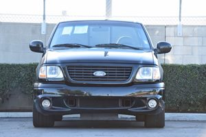 2003 Ford F-150 Lightning Carfax Report - No AccidentsDamage Reported Air Conditioning  AC Bo