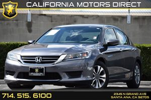 2013 Honda Accord Sdn LX Carfax 1-Owner - No AccidentsDamage Reported Audio  Auxiliary Audio In