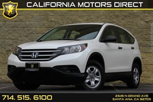 2013 Honda CR-V LX Carfax Report Audio  Auxiliary Audio Input Convenience  Back-Up Camera Con